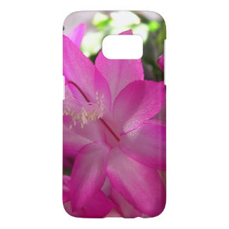 Pink Cactus Samsung Galaxy S7 Case