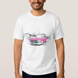 Pink Caddy Tees