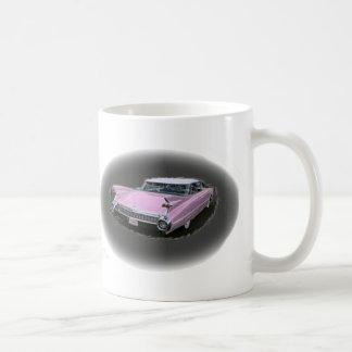 Pink Cadillac Flash Coffee Mug