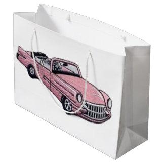 Pink Cadillac Large Gift Bag