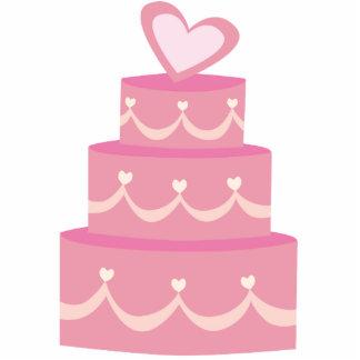 Pink Cake Photo Sculpture