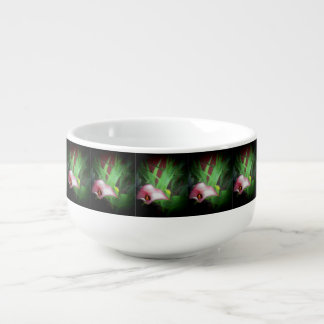 PINK CALLA LILLY PHOTO PRINT FOR SOUP MUG
