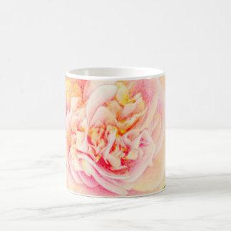Pink Camellia Dream Coffee Mug