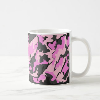 Pink Camo, 11oz Classic Mug