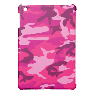 pink camo camouflage case for the iPad mini