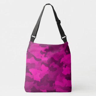 Pink Camo Crossbody Bag