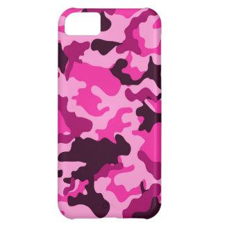 Pink Camo iPad 5 Case