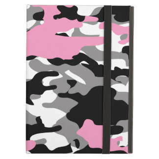 Pink Camo iPad Air Covers