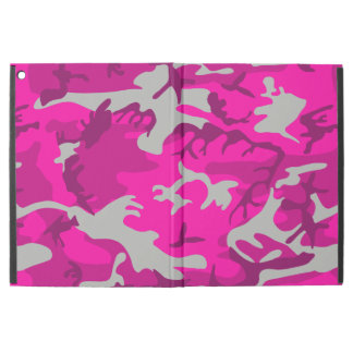 "Pink Camo iPad Pro 12.9"" Case"