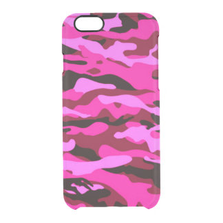 PINK CAMO iPhone6 Deflector Case BEALEADER