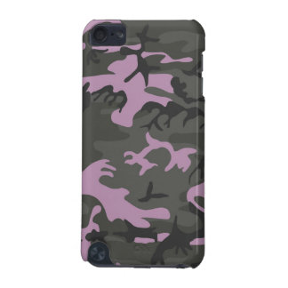 Pink Camo iPod Touch 5G Case