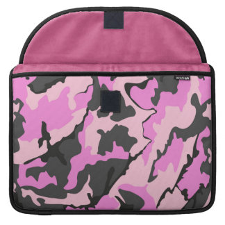 "Pink Camo, Macbook Pro 15"" Protective Sleeve MacBook Pro Sleeves"