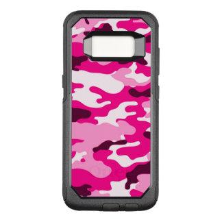 Pink Camouflage OtterBox Samsung Galaxy S8 Case