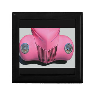 Pink Car Gift Box