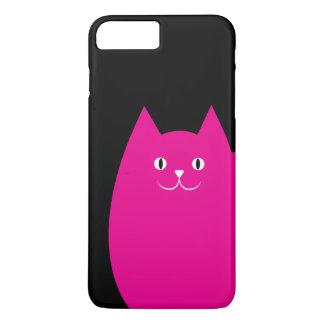 Pink Cat iPhone 7 Plus Case
