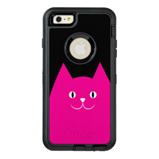 Pink Cat OtterBox iPhone 6/6s Plus Case