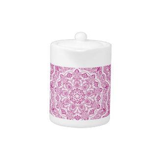 Pink Chakra Blossom, boho, new age, spiritual