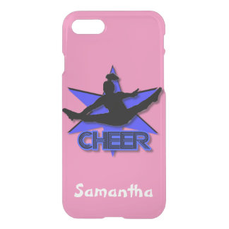 Pink Cheerleader colorful iphone 6s plus case