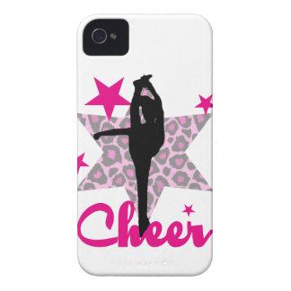 Pink Cheerleader iPhone 4 Covers