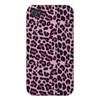 Pink Cheetah iPhone Case Cover For iPhone 4