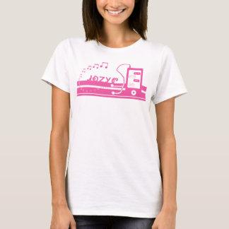 Pink Cherokee Music T-Shirt