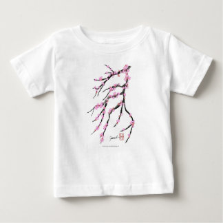 Pink Cherry Blossom 31, Tony Fernandes Baby T-Shirt