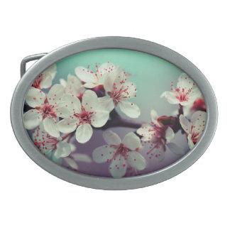 Pink Cherry Blossom, Cherryblossom, Sakura Belt Buckles