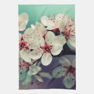 Pink Cherry Blossom, Cherryblossom, Sakura Kitchen Towel
