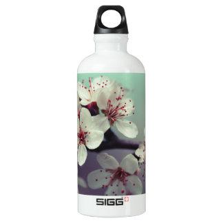 Pink Cherry Blossom, Cherryblossom, Sakura Water Bottle