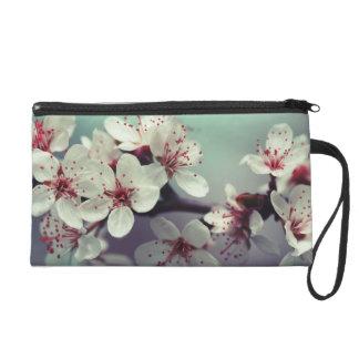 Pink Cherry Blossom, Cherryblossom, Sakura Wristlet