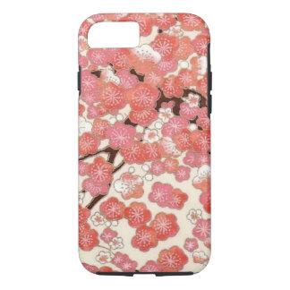 Pink Cherry Blossom design iPhone 7 case