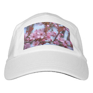 Pink Cherry Blossom Nature Headsweats Hat
