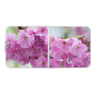 Pink Cherry Blossom Pong Table