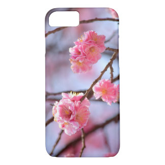 Pink Cherry Blossoms iPhone 8/7 Case