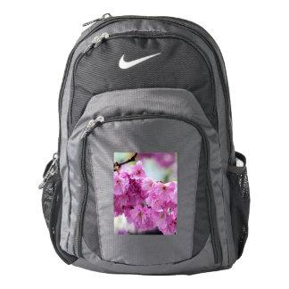 Pink Cherry Sakura Tree Backpack