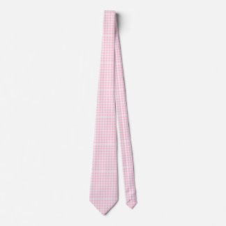 Pink Chess Tie