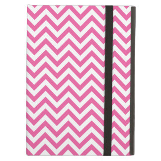 Pink Chevron Cover For iPad Air