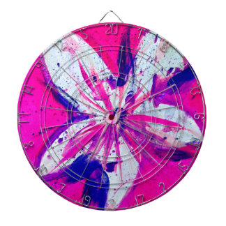 pink-city dartboard