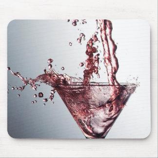 Pink Cocktail 3 Mousepad