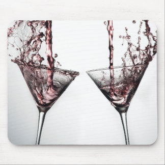 Pink Cocktail 4 Mouse Pads