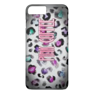 Pink Coffee Phone Case