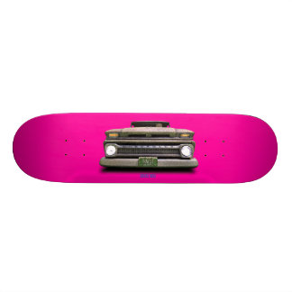 Pink  Colorado Dead Rider Toasted Autos Skateboard