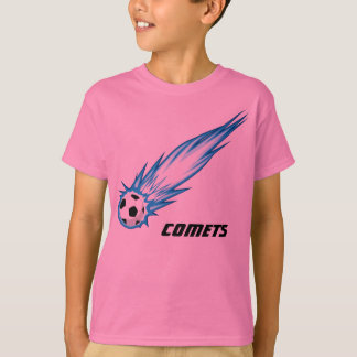 Pink Comets T-Shirt