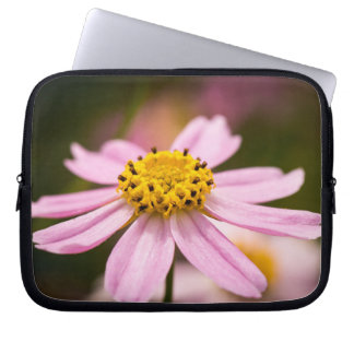 Pink Coneflower Laptop Sleeves