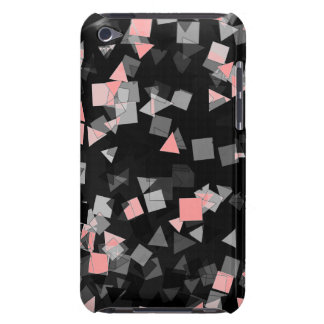 Pink Confetti Barely There iPod Covers