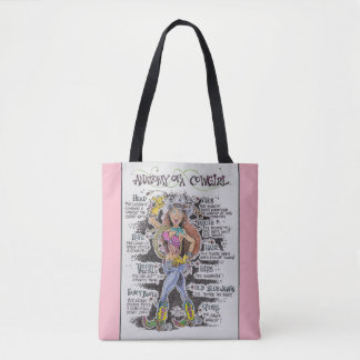 Pink Cowgirl Tote