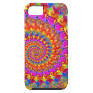Pink Crazy Fractal iPhone 5 Cases