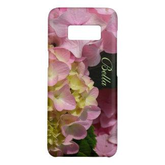 Pink Cream Hydrangrea Case-Mate Samsung Galaxy S8 Case