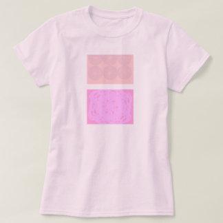 Pink crochet pattern TShirt