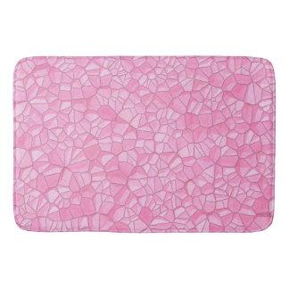 Pink crystal Large Bath Mat